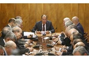 نشست لاوروف با گروههای فلسطینی در مسکو پیرامون آشتی ملی