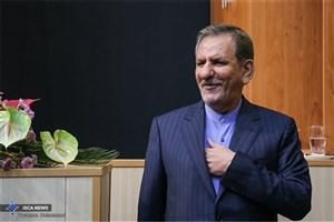 معاون اول رئیس جمهوری وارد کرمان شد