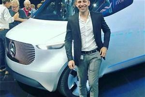 طراح ایرانی معروفترین خودروی مرسدس بنز کیست؟