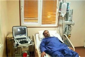 کاظم جلالی در بیمارستان بستری شد