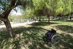 راه اندازی بوستان پیروزی ویژه معلولان در منطقه 13