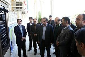 افتتاح مرکز رشد واحدهای فناور  دانشگاه آزاد اسلامی واحد رامهرمز
