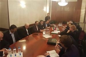 آغاز مذاکرات کمالوندی معاون مدیرکل سازمان روس اتم