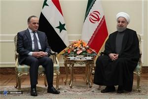 رییس جمهوری:  ایران همواره در کنار مردم سوریه خواهد بود