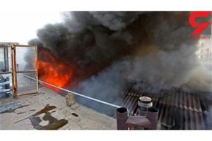 مرگ دردناک ٢ کودک کار میان شعلههای آتش