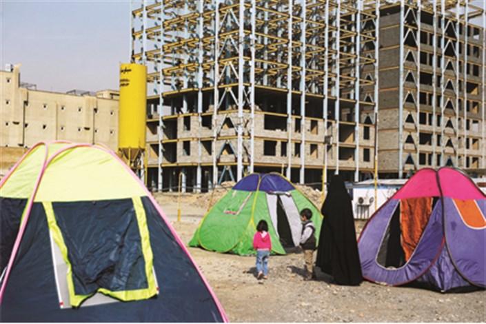 چادرنشینی خانه به دوشان