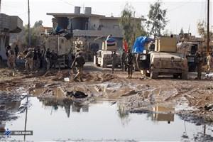 نیروهای عراقی به ورودیهای فرودگاه موصل رسیدند/ائتلاف آمریکا میخواهد در عراق بماند