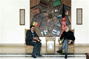 قول مساعد عبدالله عبدالله برای گسترش تحصیلات تکمیلی در دانشگاه آزاد اسلامی واحد افغانستان