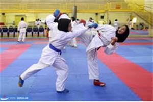 کاراته کاهای برتر جوانان دختر انتخابی تیم ملی معرفی شدند