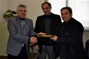 نصرت آقازاده به عنوان مدیرکل پژوهش و فناوری واحد ارومیه منصوب شد