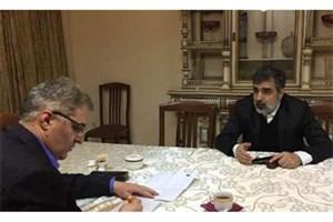 کمالوندی: برجام همه موانع همکاری های هسته ای ایران و روسیه را حذف کرد