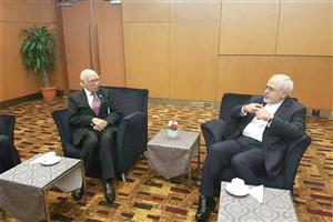 دیدار وزرای ایران و پاکستان