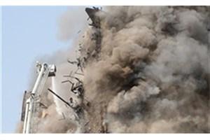 رسانه های جهان به فرو ریختن ساختمان پلاسکوی تهران چه واکنشی نشان دادند؟