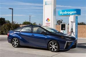 اتحاد جهانی برای توسعه سوخت هیدروژنی به رهبری تویوتا