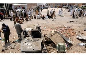 انفجار در شمال غرب پاکستان با ۱۲ کشته و ۳۵ زخمی