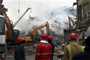 آمادگی وزارت نفت برای کمک به آتشنشانان حادثه ساختمان پلاسکو