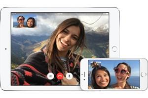 مکالمه ویدیویی گروهی به اپلیکیشن FaceTime اپل می آید؟