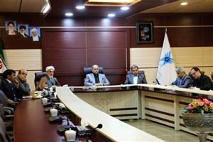 سمنان میزبان جلسه کمیسیون دایمی دانشگاه آزاد اسلامی استان سمنان