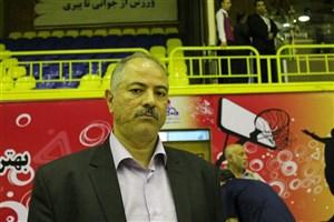 بائرمن بسکتبال ایران را به حاشیه برد