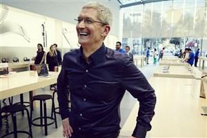 تیم کوک با فروش 30 هزار سهم خود در اپل، 3.6 میلیون دلار به جیب زد