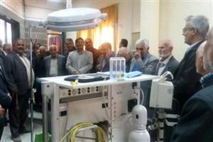 بازدید اعضای شورای شهر ارسنجان از دانشگاه آزاد اسلامی