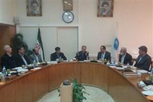 دیدار رؤسای چهار دانشگاه افغانستان با رییس دانشگاه تهران