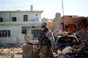آزادسازی روستای القوسیات و تقاطع آن در شرق موصل