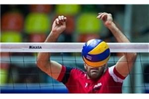 اعلام زمان بازیهای معوقه تیم والیبال صالحین ورامین