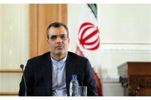 جابری انصاری: ایران در جهت مهار تروریسم و افراط گرایی در منطقه تلاش می کند