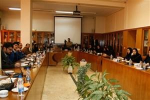 کارگاه آموزشی اصول و فنون خبرنویسی برای رابطین خبری دانشگاه تهران برگزار شد