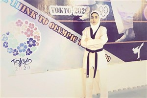 کسب افتخاری دیگر در عرصه ورزش توسط دانشجوی دانشگاه آزاد اسلامی سقز