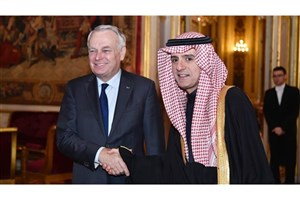 وزیر خارجه فرانسه: خواهان از سرگیری مذاکرات ژنو درباره سوریه در سریعترین زمان ممکن هستیم