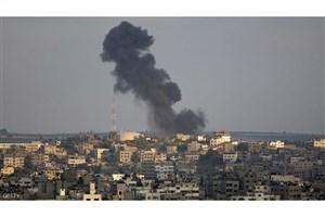 یورش نظامیان صهیونیست به شرق غزه