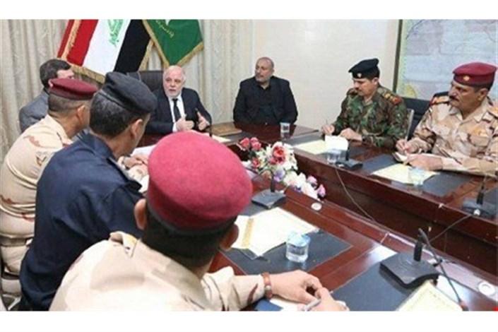 نخستوزیر عراق آزادسازی کامل شرق موصل را اعلام کرد