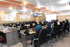 برگزاری نشست شورای زنان فرهیخته دانشگاه آزاد اسلامی استان آذربایجان غربی