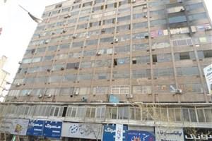 ساختمان آلومینیوم و ۲۰۱ در مرکز پایتخت ایمنسازی شد