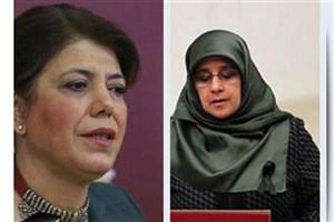 دو نماینده مجلس ترکیه دستگیر شدند
