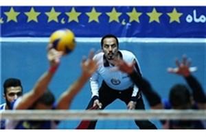 برگزاری مسابقه ورزشی والیبال در واحد تهران شرق