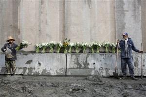 دیوارکشی در برابر پلاسکو/ آخرین وضعیت احراز هویت جانباختگان