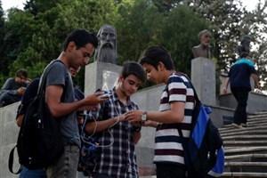 حضور بی هدف ۳۵ درصد کاربران ایرانی در شبکه های اجتماعی