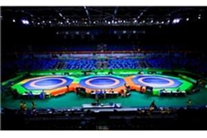 رقابتهای جام جهانی کشتی آزاد - کرمانشاه