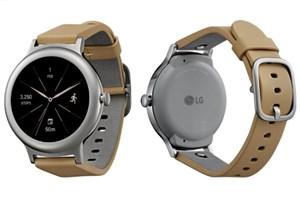 قیمت پایه ساعت هوشمند ال جی «واچ استایل» فاش شد