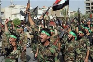 پایان مأموریت امنیتی  حشد الشعبی در عملیات اراده پیروزی