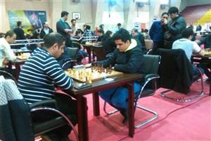 نایب قهرمان دانشجوی واحد لاهیجان در مسابقات شطرنج بلیتس