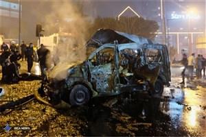وقوع 2 انفجار در ازمیر ترکیه