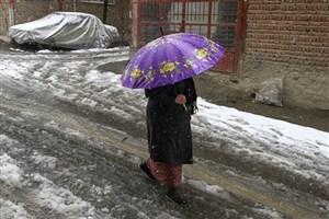نفوذ توده هوای سرد و کاهش دما در اکثر مناطق کشور