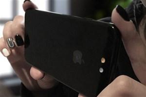 در این طرح مفهومی از آیفون 8، دوربین در لوگوی اپل قرار دارد