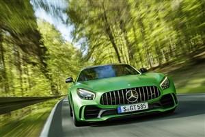 جلوپنجرهی پانامریکانا، امضای جدید خودروهای مرسدس AMG خواهد بود