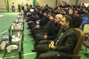 زنگ انقلاب با حضور هیات رئیسه دانشگاه آزاد اسلامی واحد بوکان نواخته شد
