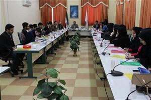 برگزاری کارگاه روزنامه نگاری در واحد آزادشهر